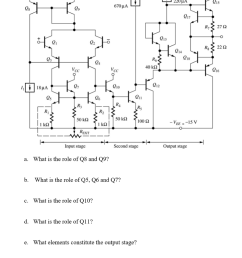 answer the following in regards to the 741 op amp circuit 220  [ 784 x 1024 Pixel ]