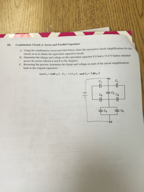 small resolution of combination circuit a series and parallel ca