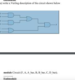 a write a verilog description of the circuit shown below d [ 1024 x 854 Pixel ]