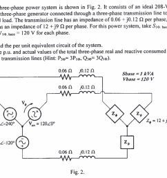 a 208 v three phase power system is shown in fig  [ 1410 x 1101 Pixel ]