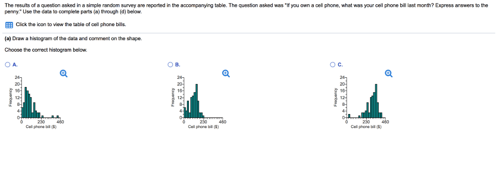 Solved: The Results Of A Question Asked In A Simple Random