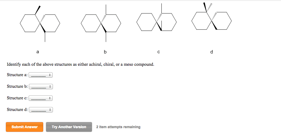 Solved: Identify Each Of The Above Structures As Either Ac