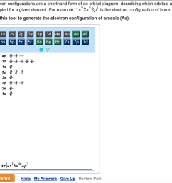 electron configurations are a shorthand form of an [ 1218 x 1086 Pixel ]