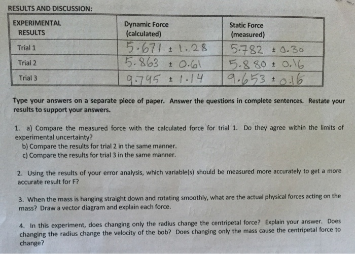 Solved: Type Your Answers On A Separate Piece Of Paper. An