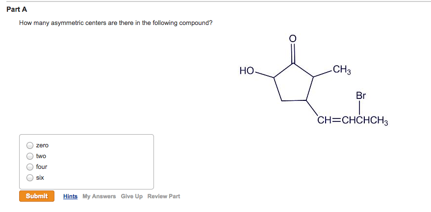 Solved: Which Choice Is A Constitutional Isomer Of This Mo