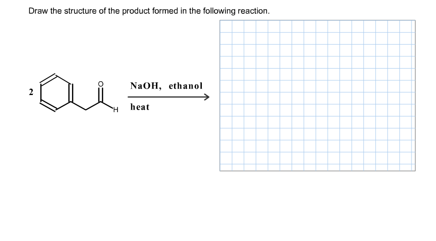 Solved: Draw The Structure Of The Product Formed In The Fo