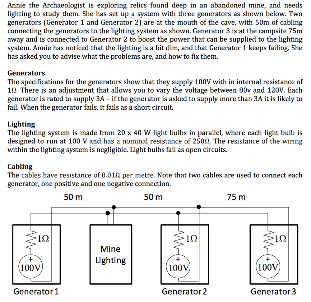 medium resolution of question draw a circuit diagram of the system described above where possible simplify the diagram by noting series and parallel resistances