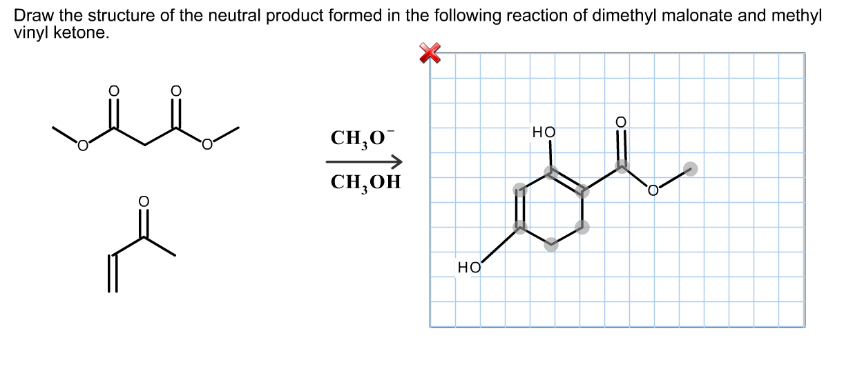 Solved: 1. Draw The Products Of The Follwoing Reaction As