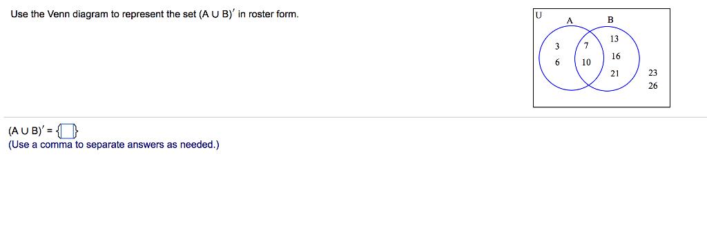 venn diagram problem solver