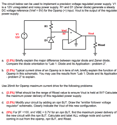 the circuit below can be used to implement a precision voltage regulated power supply [ 1024 x 980 Pixel ]