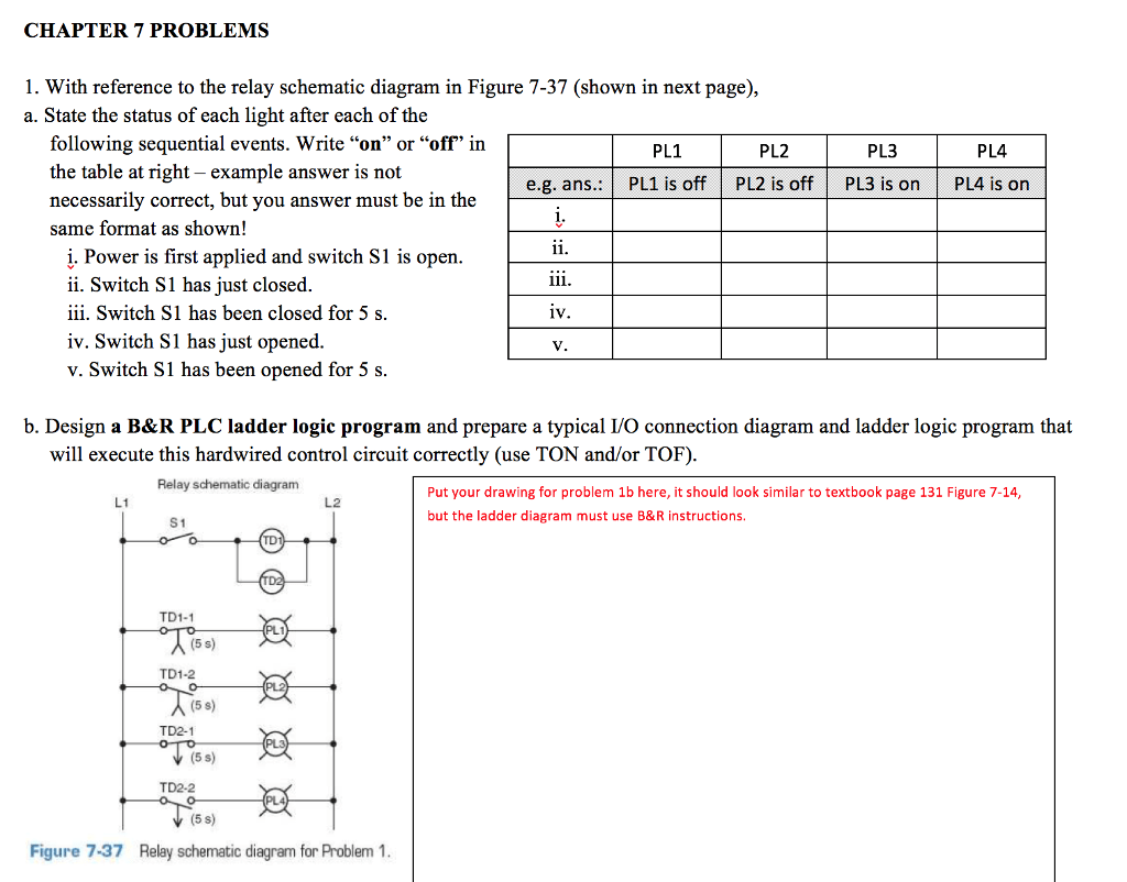 hight resolution of with reference to the relay schematic diagram in figure 7