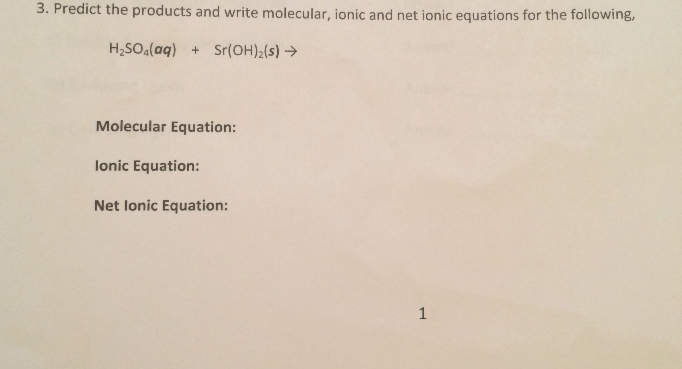 Solved I Have Questions That I Am Confused About On My W