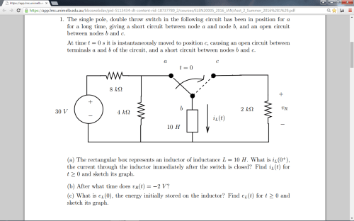 small resolution of the single pole double throw switch in the follow