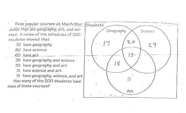 venn diagram problems with answers honda odyssey wiring tura mansiondelrio co solved based on the data in above answer