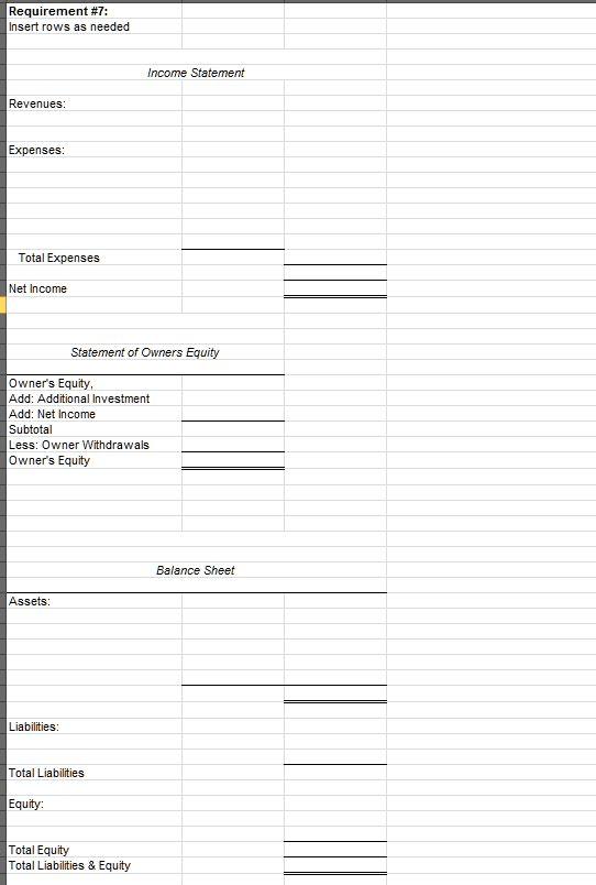 Solved: Adjusting Journal Entries: Adjusted Trial Balance