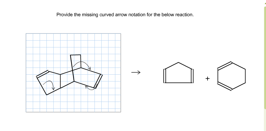 Solved: Provide The Missing Curved Arrow Notation For The