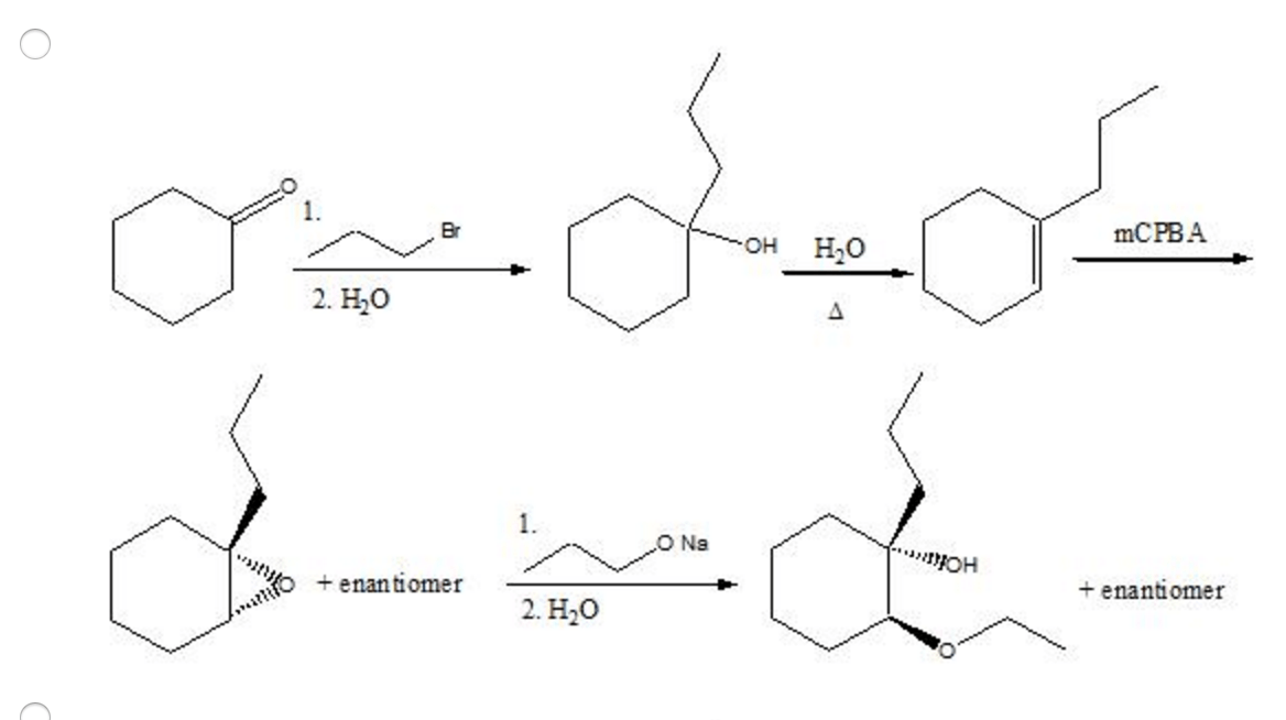 Solved: Provide A Stepwise Synthesis For The Following. A