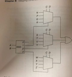 design a circuit to multiply two 2 bit numbers [ 2500 x 1875 Pixel ]