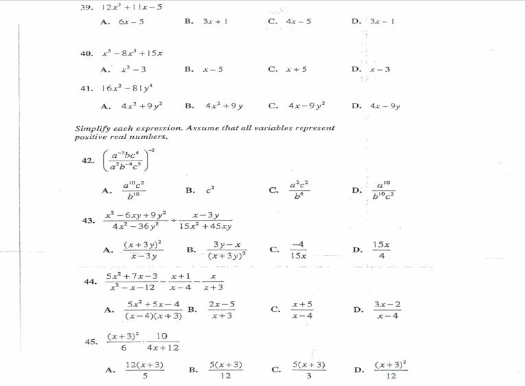 solved 12x 2 11x