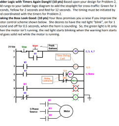 1 ladder logic with timers again dangit 10 pts based upon your [ 1019 x 910 Pixel ]