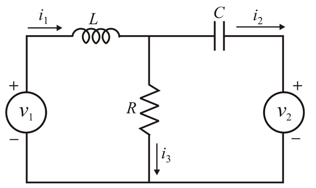 Solved: Draw A Block Diagram Of The Circuit Shown. The Inp