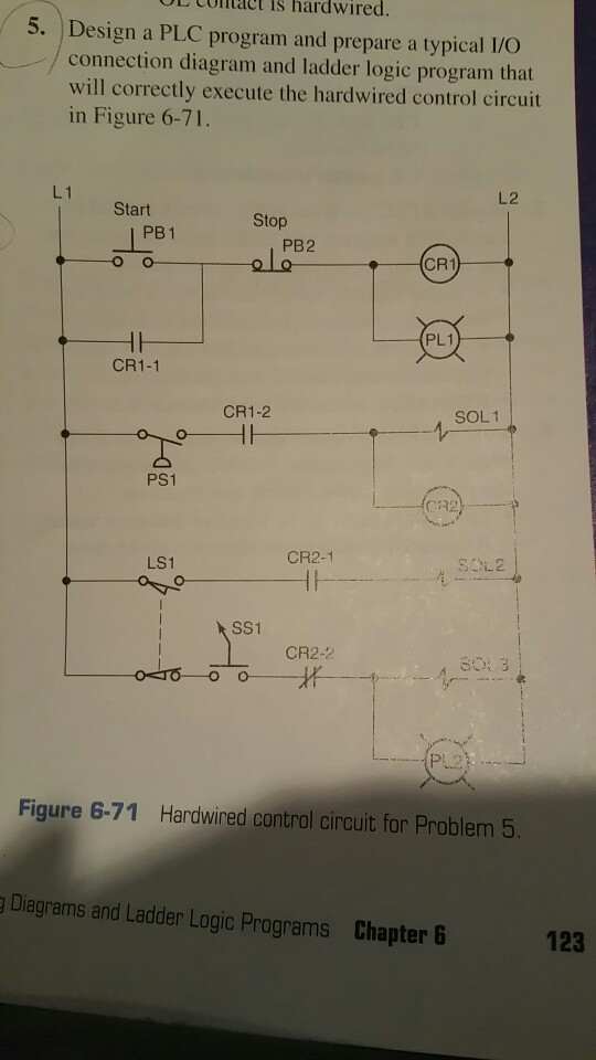 Typical Wiring Diagram Crossover