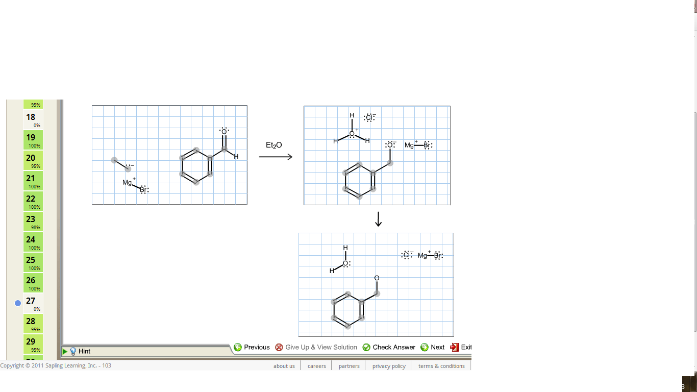 Solved: Determine The Mechanism And Product For The Follow
