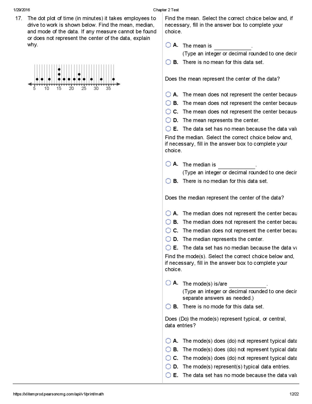 medium resolution of Mean Median Mode Worksheets With Answers