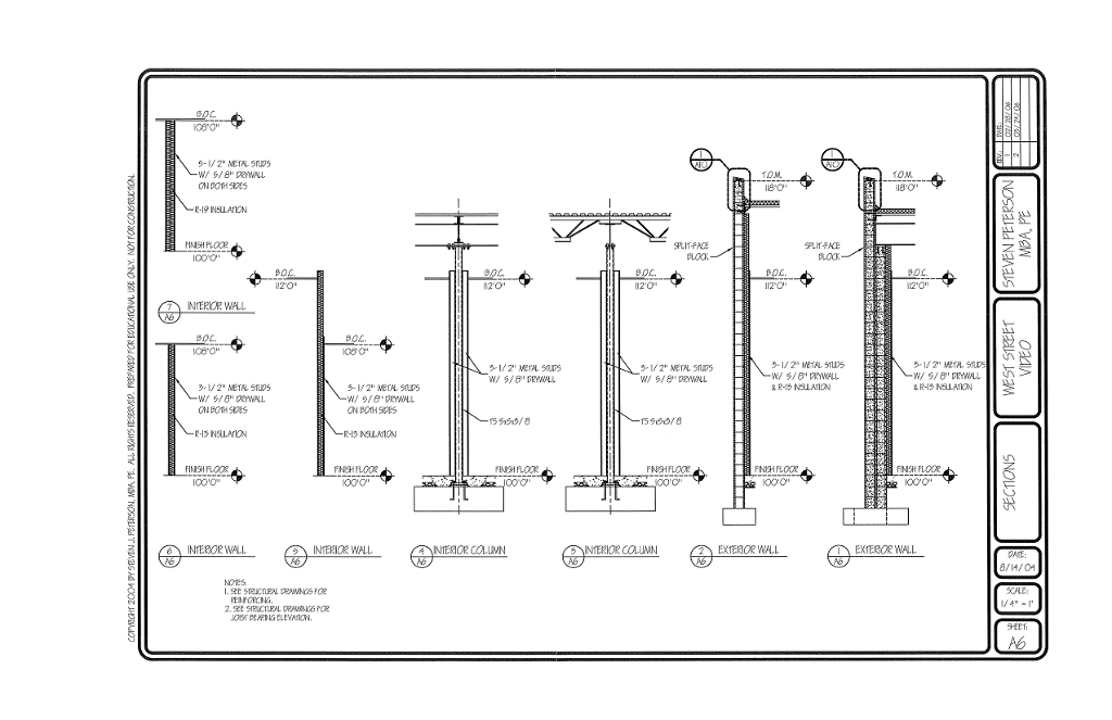 Given The Plans And Specifications Below, Find The