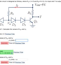 a logic gate circuit is designed as follows where r1 1 k [ 1024 x 804 Pixel ]