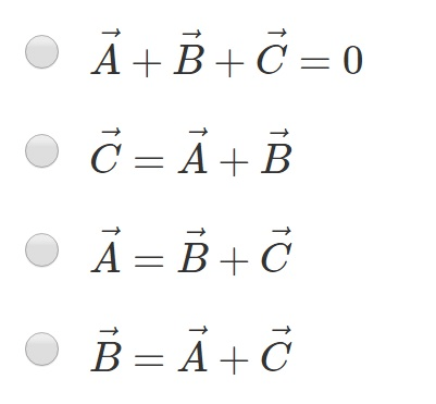 Solved: Which Of The Following Equations Correctly Express