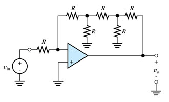 Solved: Determine The Closed-loop Voltage Gain Of The Circ