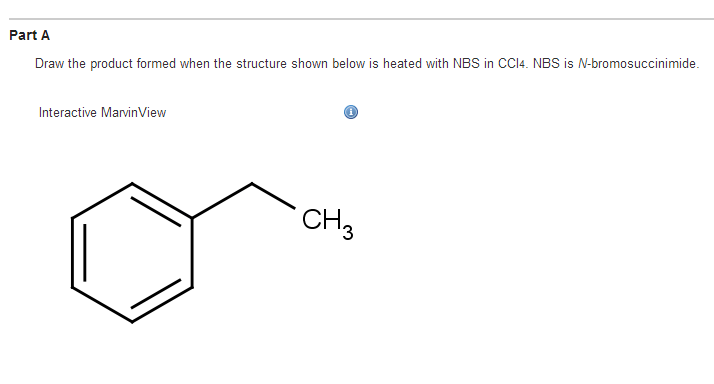 Solved: Draw The Product Formed When The Structure Shown B