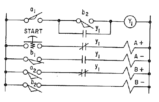 Solved: Draw The Sequence Chart For This Pneumatic Circuit