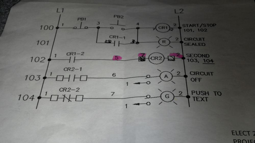 medium resolution of how do you wire this ladder diagram picture 1 to