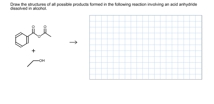 Solved: Draw The Structures Of All Possible Products Forme