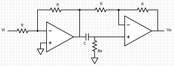 Solved: Find For The Circuit And Sketch Its Bode Magnitude