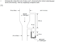 Calculating Water Volume In Water Pipe