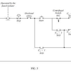 Plc Star Delta Starter Wiring Diagram 12v Led The Circuit Of Figure 4 Shows A 3 Phase Delt
