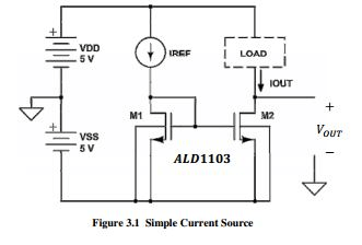 Solved: MOSFET Current Sources, Small Signal Eq & Modified