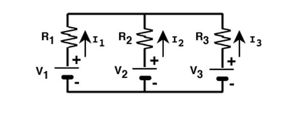 Solved: The Diagram Below Shows A Circuit Where; R1=2.0 Oh