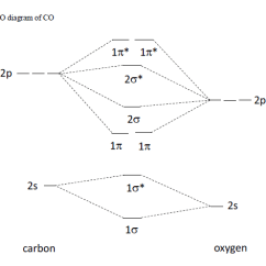 Molecular Orbital Energy Diagram For Co 150cc Moped Wiring Mo Related Keywords Suggestions Long Solved Using The Level O