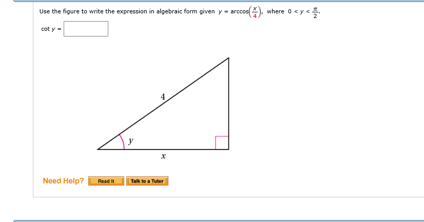 Solved: Use The Figure To Write The Expression In Algebrai