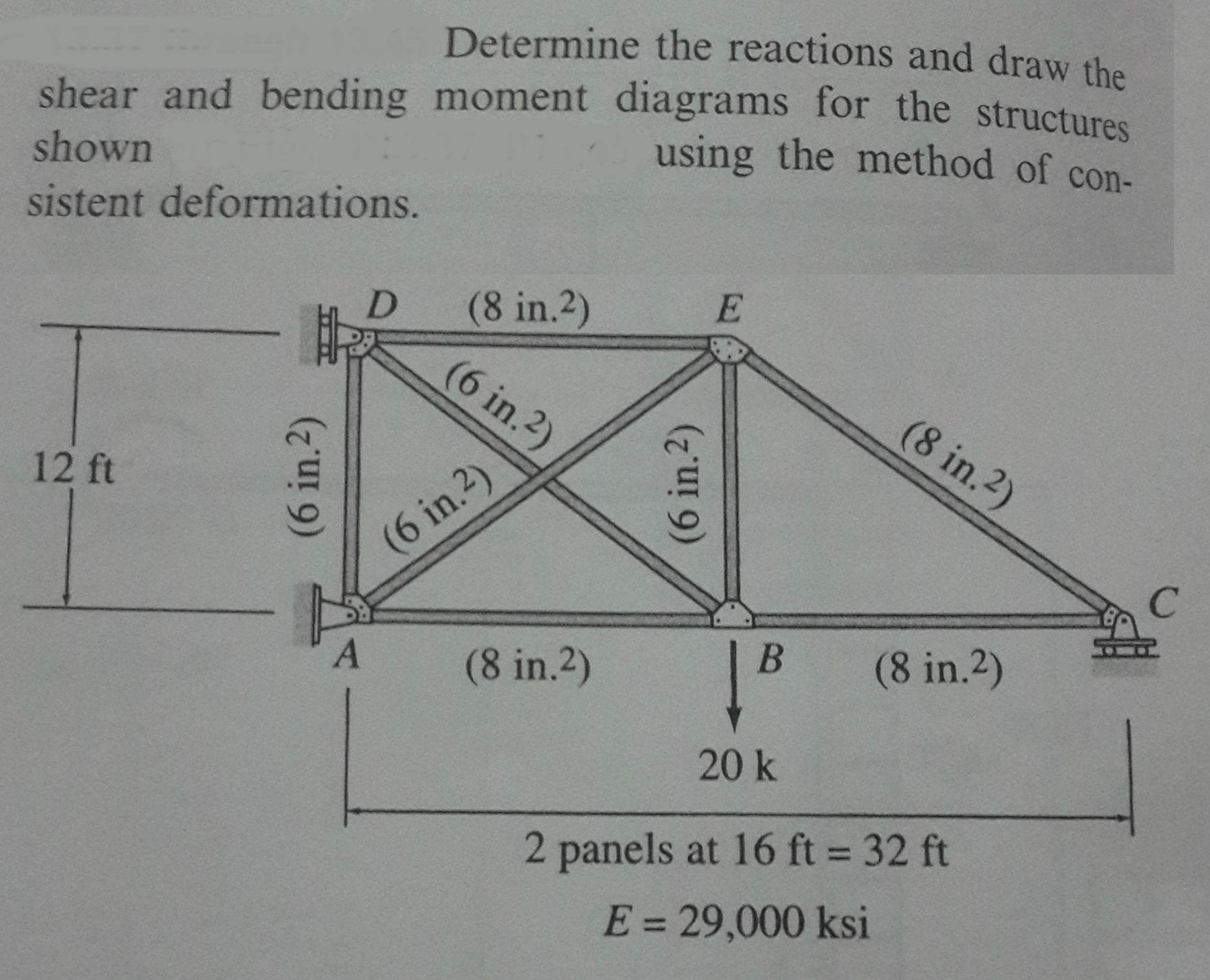how to draw bending moment diagram rib cage labeled solved determine the reactions and shear ben