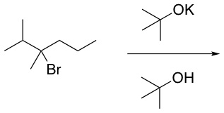 Solved: What Is The Major Organic Product Of The Following