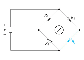Solved: The Bridge Circuit Shown In The Figure Is Energize