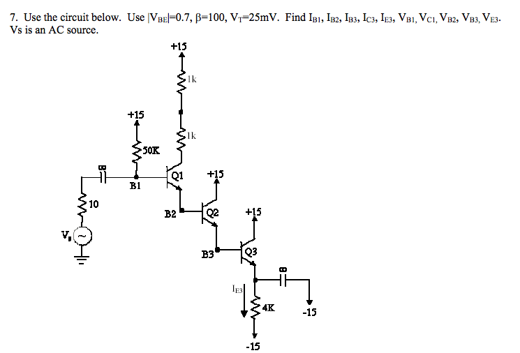 Solved: Have No Idea How To Start With This Circuit..... A