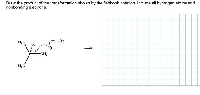 Solved: Draw The Product Of The Transformation Shown By Th