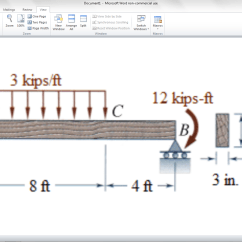 How To Draw Shear And Bending Moment Diagrams 2000 Xr650r Wiring Diagram Solved The Diagramsfor