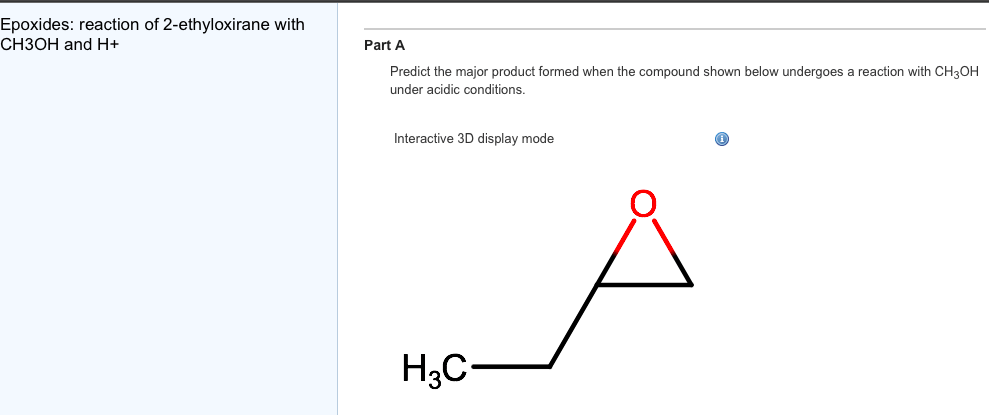 Solved: Predict The Major Product Formed When The Compound